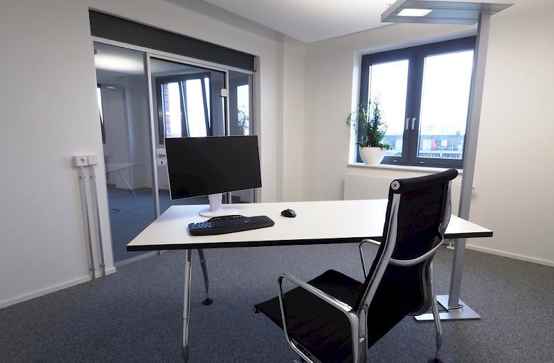 Office 3 mit Sekretariat